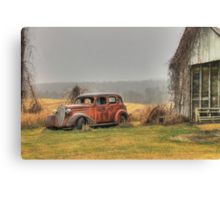 Country Cruiser Canvas Print