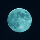 Blue Moon - 2012 by hanforddennis
