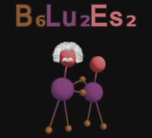 The Dancing Einstein Molecule 2 (B₆Lu₂Es₂) by clockworkpc
