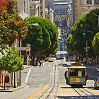 California & Powell - SF by hanforddennis