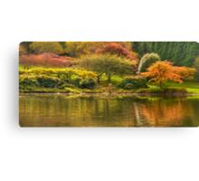 Secret Garden - Mount Wilson  #5 , NSW Australia - The HDR Experience Canvas Print