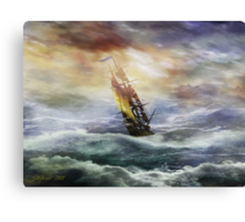 Journey Beyond Horizon Canvas Print