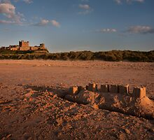 Castles in the Sand by Mara Acoma
