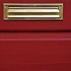 Red Door by Karen Jayne Yousse