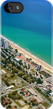 Salvador Beach / Brazil [ iPad / iPod / iPhone Case ] by Mauricio Santana