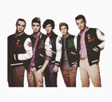 ONE DIRECTION by AlaJonea