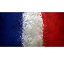 France - Magnaen Flag Collection 2013 Photographic Print