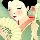 Geisha: Rose by Jenny Lloyd