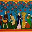 Medieval Calendar by Shulie1