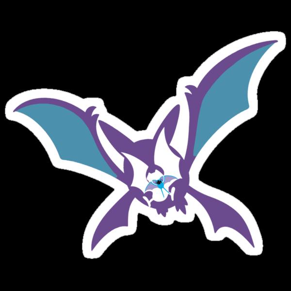 Poké-Bats by CarryOnWayward