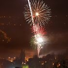 Fireworks At Bingley by andyj81