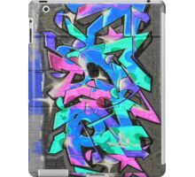 Wall-Art-005 iPad Case/Skin