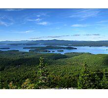 Rattlesnake Island Photographic Print