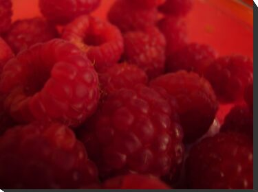 Razzle Dazzle Raspberries by MarianBendeth