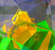 Abstract Polygons 107 by Christopher Johnson