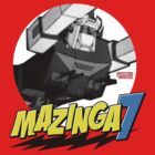 MAZINGA 7 by psurg