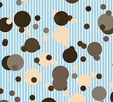 Heavenly Chocolate Dots by Carol-Anne Ryce-Paul