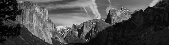In The Footsteps Of Ansel Adams 2 by Vince Russell