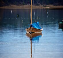 Skiff at Rest by Russell L. Frayre / Photographer