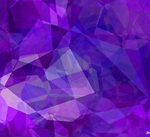 Abstract Polygons 149 by Christopher Johnson