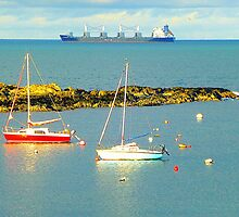 Groomsport Bay by Fara