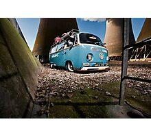 """Gadget Bus"" Photographic Print"
