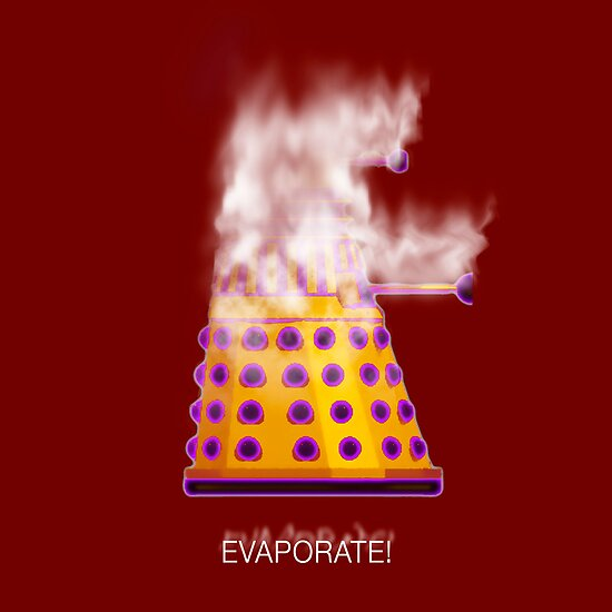 EVAPORATE! by BlueShift