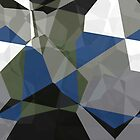 Abstract Polygons 211 by Christopher Johnson