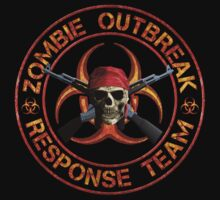 Zombie Outbreak Response Team by Packrat