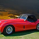 1952 Jaguar XK120 M Roadster by DaveKoontz