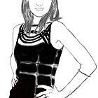 Jill Flint by KelceyHeadey