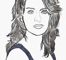 Lena Headey by KelceyHeadey