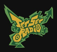 Jet Set Radio by RType88