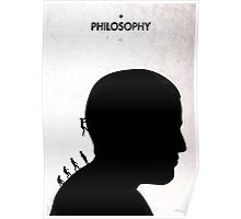 99 Steps of Progress - Philosophy Poster