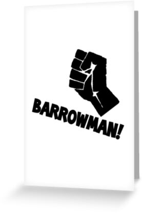 Barrowman! by maezors