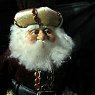 A Russian Saint Nicholas Doll by Jane Neill-Hancock