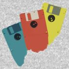 Diskettes by Winterrr
