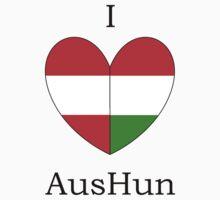 I Heart AusHun T-Shirt