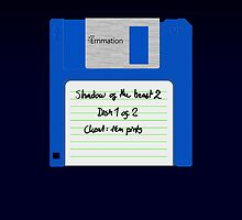 Shadow of the beast 2 floppy by erndub
