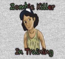 Zombie Killer in Training by PokeNarMew