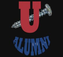 screw u alumni by Gale Distler