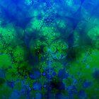 Fractal Ocean I by tscreative