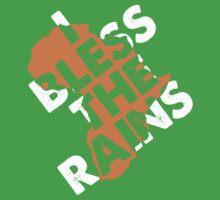 I Bless The Rains Kids Clothes