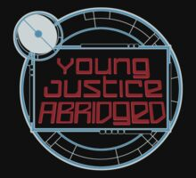 Young Justice Abridged Logo by DCAbridged