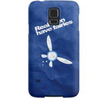 Real Men Have Fairies Samsung Galaxy Case/Skin