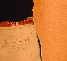 Man's Red Belt by Tamarra