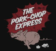 The Pork-chop Express by metalspud
