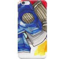 Optimus Prime Horizontal iPhone Case/Skin