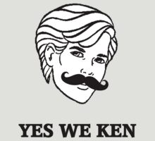 Yes We Ken by Danit Elgev