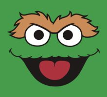 Oscar the Grouch by MrHSingh